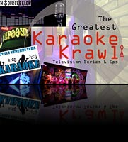 TThe Greatest Karaoke Krawl Of All Time - Television Series